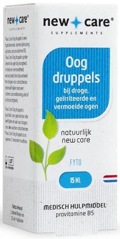 Oog Druppels 15 ml - New Care