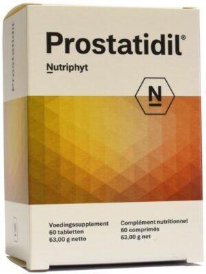 Prostatidil 60 tabletten Nutriphyt