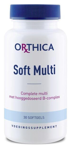 Soft Multi 30 softgels Orthica