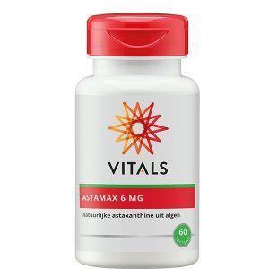 Astamax 6 mg 60 softgel capsules Vitals