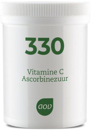 330 Vitamine C Ascorbinezuur 250 gram - AOV