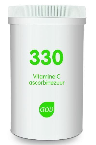 330 Vitamine C Ascorbinezuur 250 gram AOV
