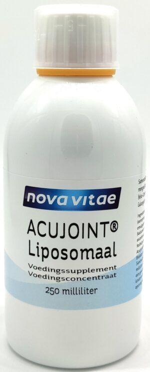 Acujoint liposomaal gewrichten formule 250 ml Nova Vitae