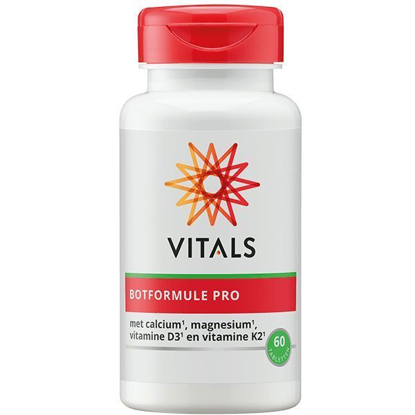 Botformule Pro 60 tabletten Vitals