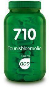 710 Teunisbloemolie 1000 mg 60 capsules AOV