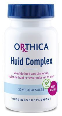 Huid Complex 30 capsules Orthica