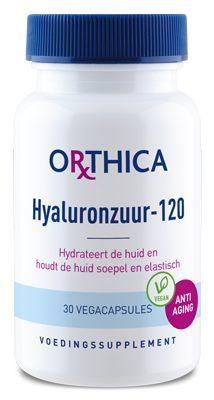 Hyaluronzuur 120 30 capsules Orthica