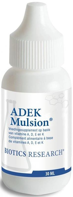 ADEK Mulsion 30 ml Biotics