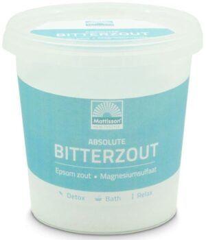 Bitterzout Epsom Zout 650 gram - Mattisson