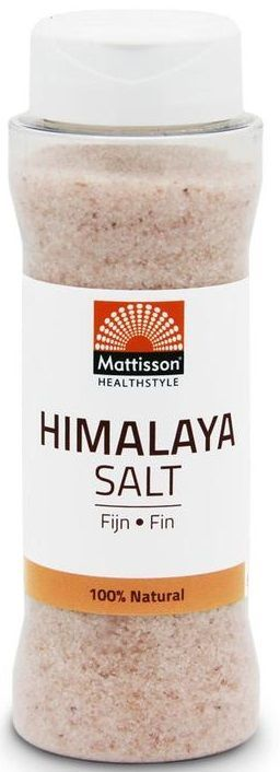 Himalaya Zout Fijn Strooibus 170 gram - Mattisson
