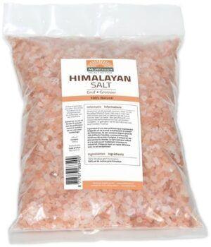 Himalaya Zout Grof 1000 gram - Mattisson