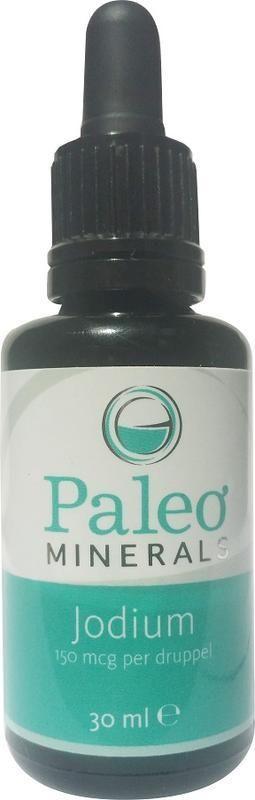 Jodium Vloeibaar 30 ml Paleo Minerals