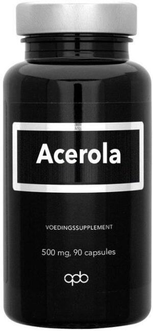 Acerola 500 mg 90 capsules APB Holland