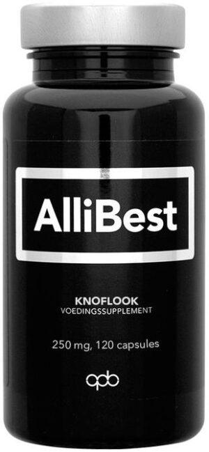 AlliBest Knoflook 250 mg 120 capsules - APB Holland