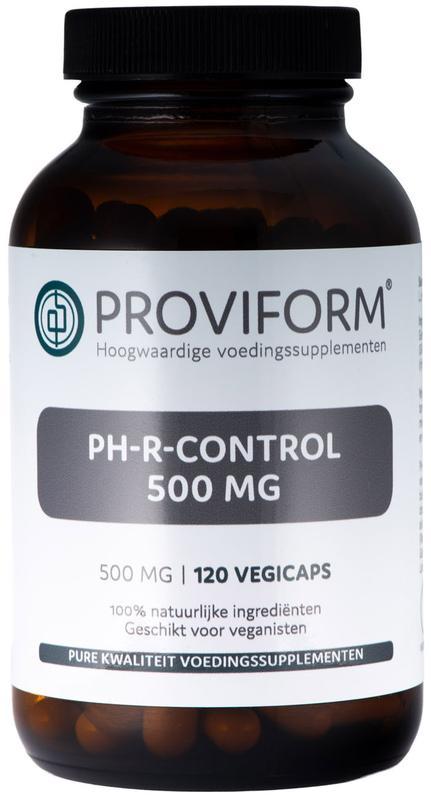 PH-R-Control 500 mg 120 capsules - Proviform