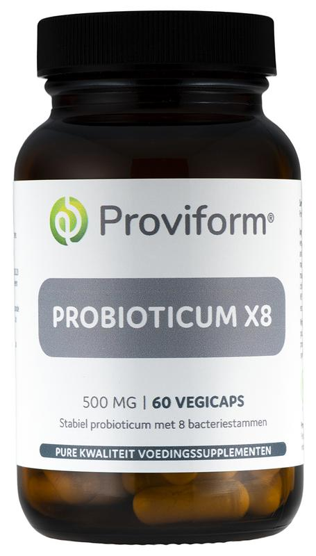 Probioticum X8 60 capsules - Proviform
