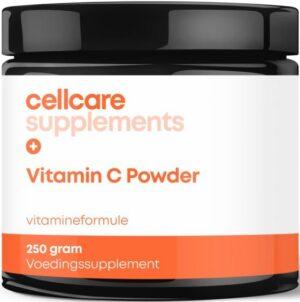 Vitamin C Powder 250 gram - Cellcare Supplements