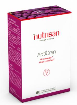ActiCran Urinewegen 60 capsules - Nutrisan