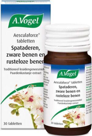 Aesculaforce 30 tabletten - A Vogel