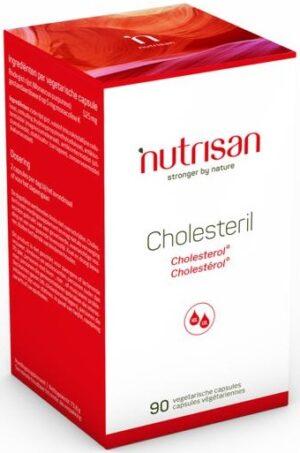 Cholesteril 90 capsules - Nutrisan