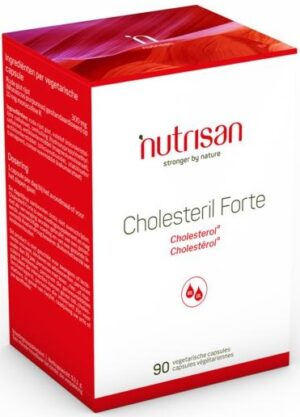 Cholesteril Forte 90 capsules - Nutrisan