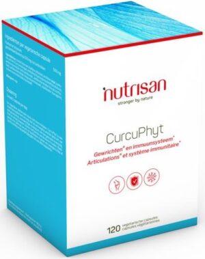 CurcuPhyt 120 capsules - Nutrisan