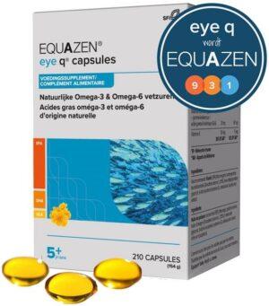 Eye Q 210 capsules - Equazen