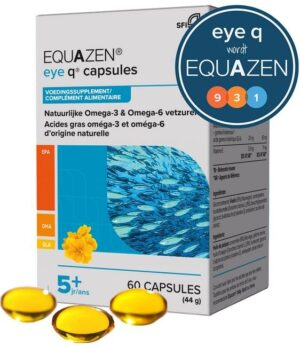 Eye Q 60 capsules - Equazen