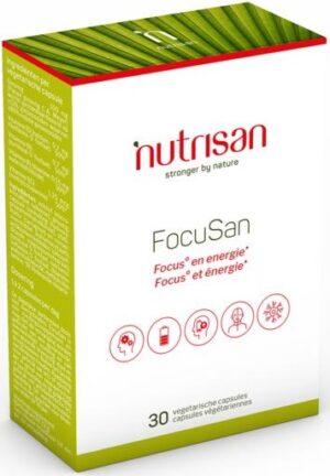 FocuSan 30 capsules - Nutrisan