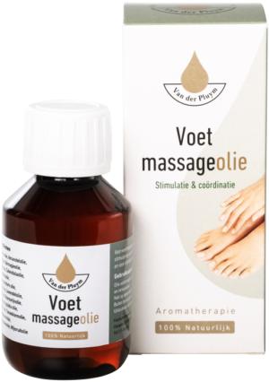 Voet Massageolie 100 ml - Van der Pluym