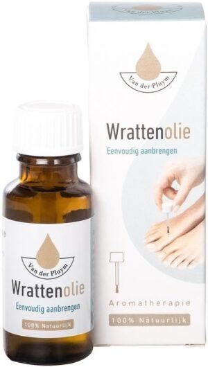 Wrattenolie 20 ml - Van der Pluym