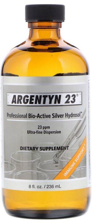 Zilverhydrosol 236 ml - Argentyn 23