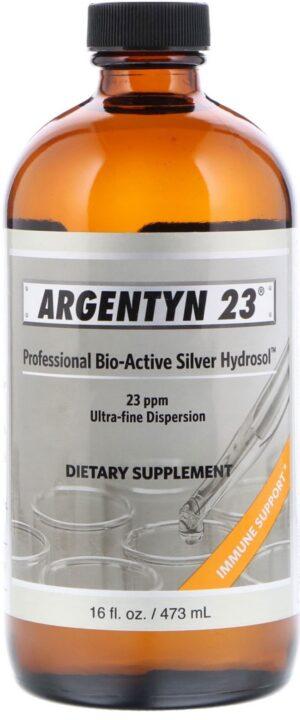 Zilverhydrosol 473 ml - Argentyn 23