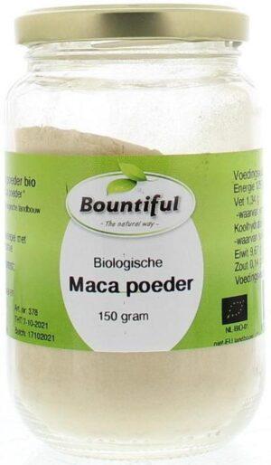Maca Poeder Biologisch 150 gram - Bountiful