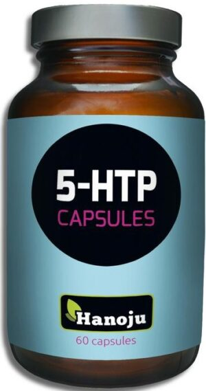 5-HTP Capsules 60 capsules - Hanoju