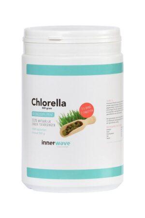 Chlorella 1000 tabletten - Innerwave