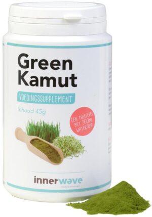 Green Kamut 45 gram - Innerwave